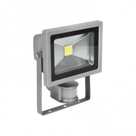 LED Bouwlamp 10Watt Sensor
