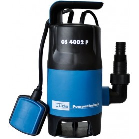 Vuilwater dompelpomp GS4002 P
